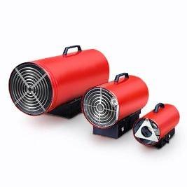 Электрические и газовые тепловые пушки