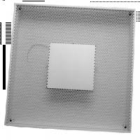 Квадратные приточно-вытяжные диффузоры DSA
