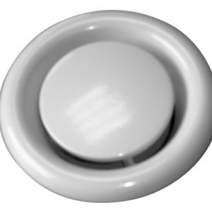 Стальные вытяжные диффузоры DVS