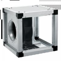 Канальные вентиляторы KUB EKO в изолированном корпусе с EC-двигателями