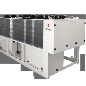 Чиллеры и тепловые насосы с воздушным охлаждением конденсатора ADDA