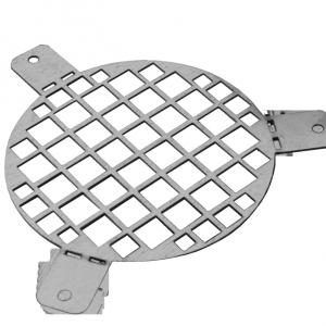 Круглые вентиляционные решетки AGO