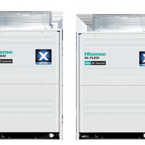 Внешние блоки Hi-Flexi серия X